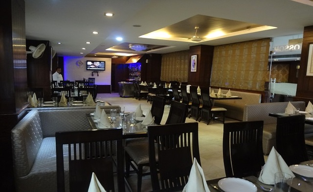 The Grand Hotel Pathankot Restaurant